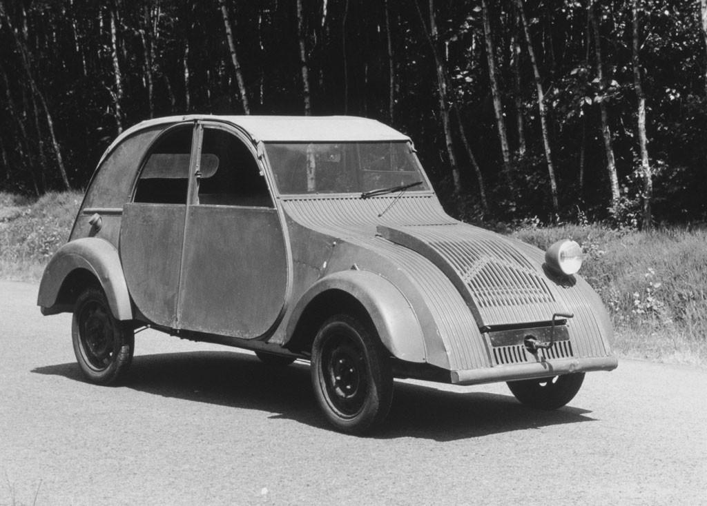 1939 Citroen 2CV Prototype