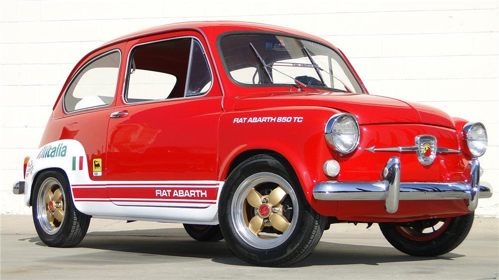 Fiat Abarth 600