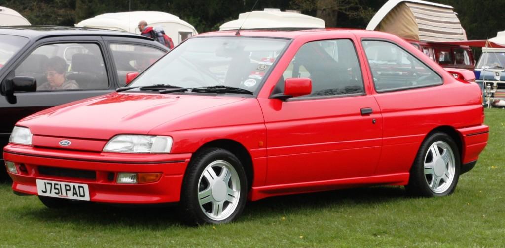 Ford Escort RS2000 Mk3