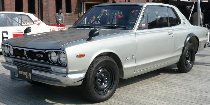 Nissan Skyline GT-R C10