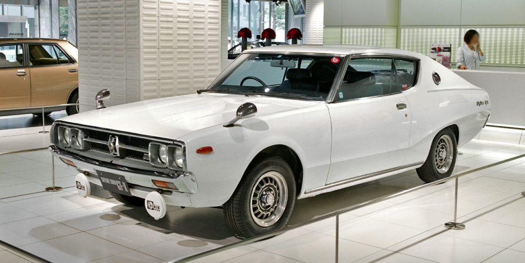 Nissan Skyline GT-R Kenmeri 1972