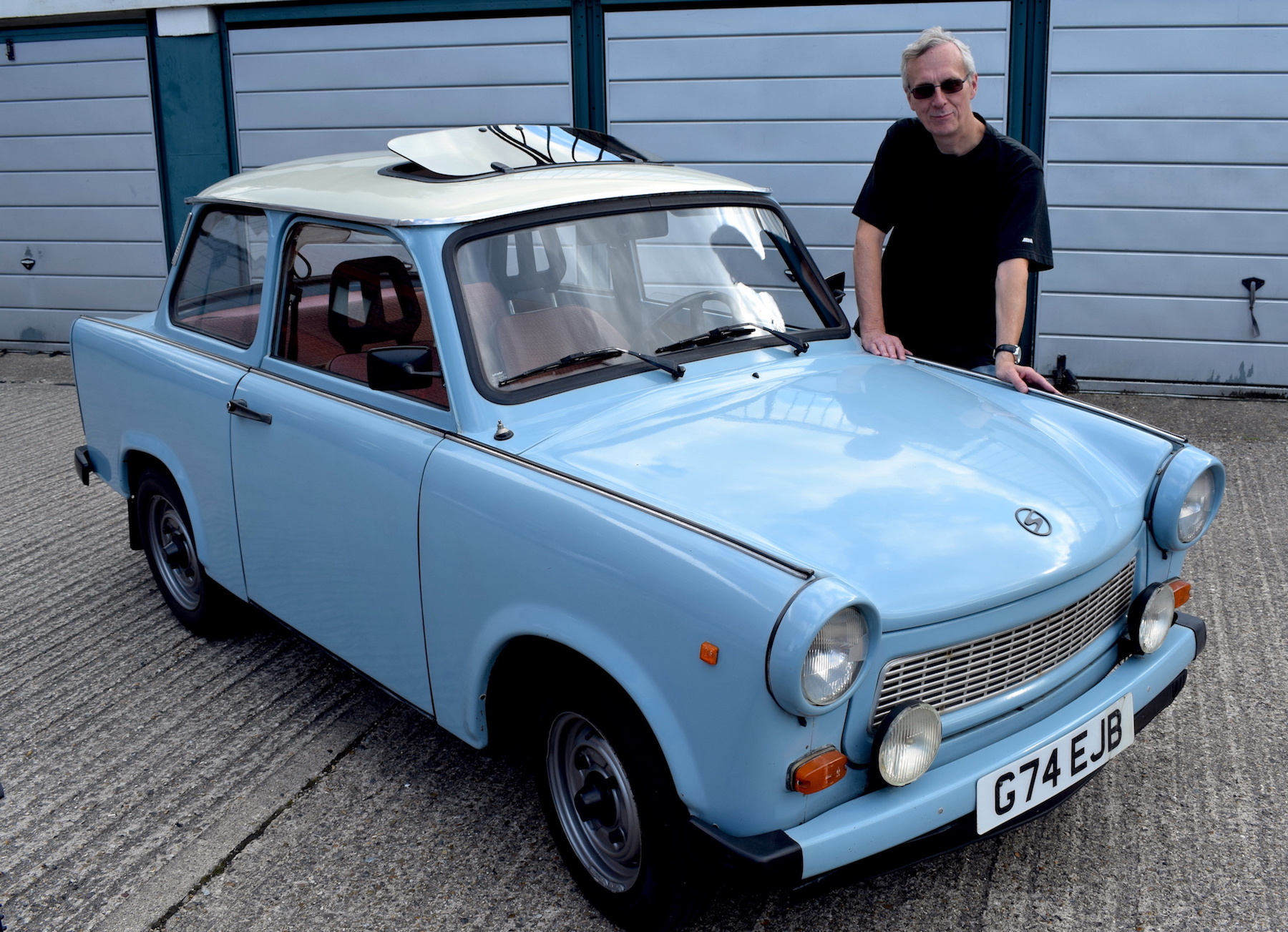 Trabant 601 Peter Frost