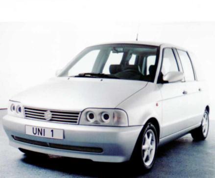 UNI 1 prototype
