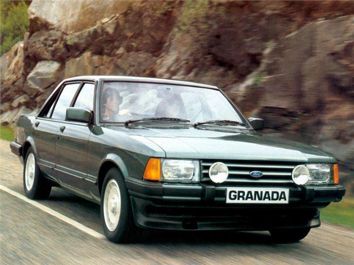 Ford Granada mark 2