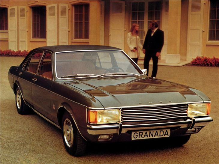 Ford Granada mark 1