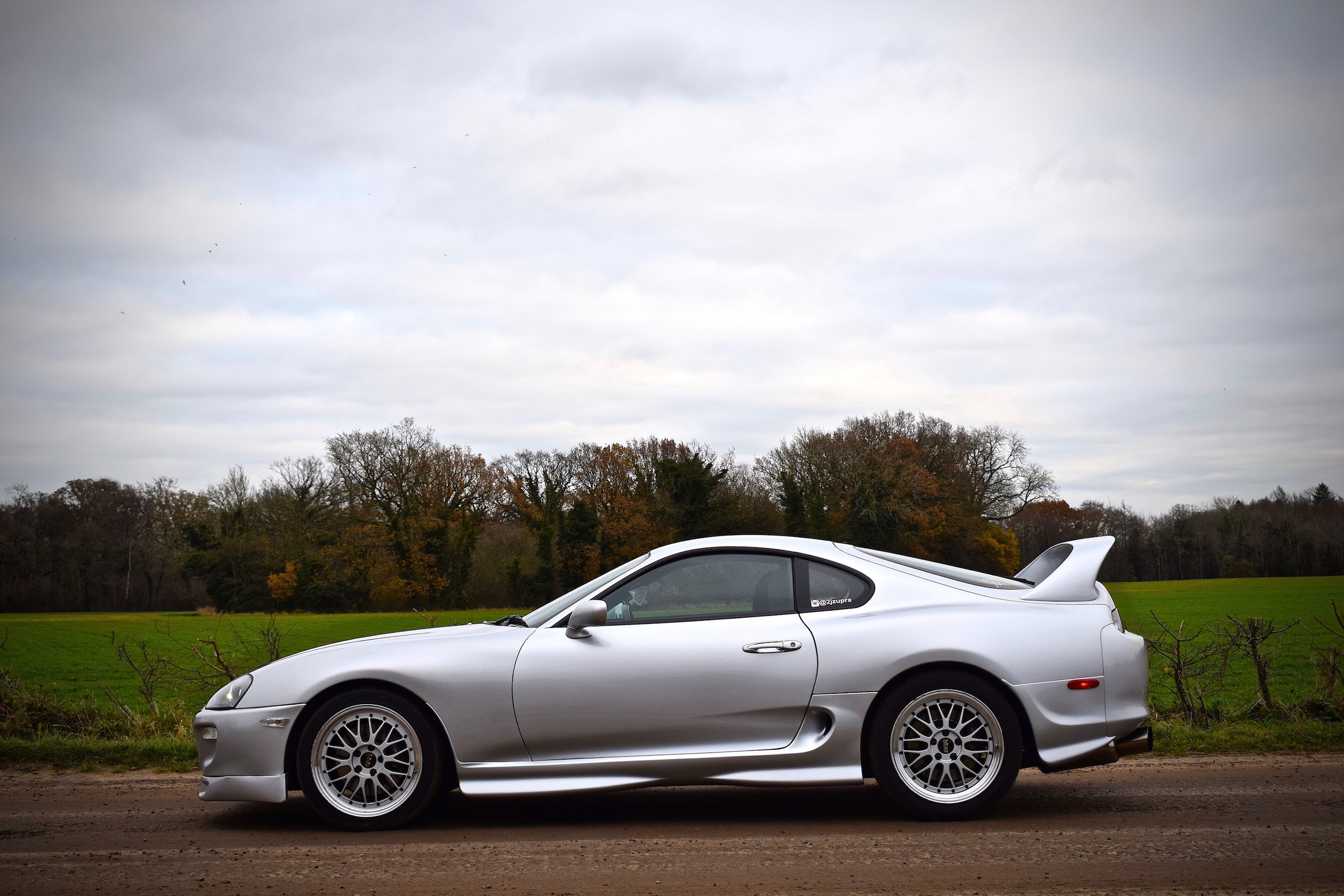 Toyota Supra mark 4
