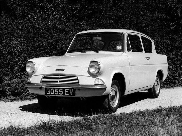 Ford Anglia 105E Standard