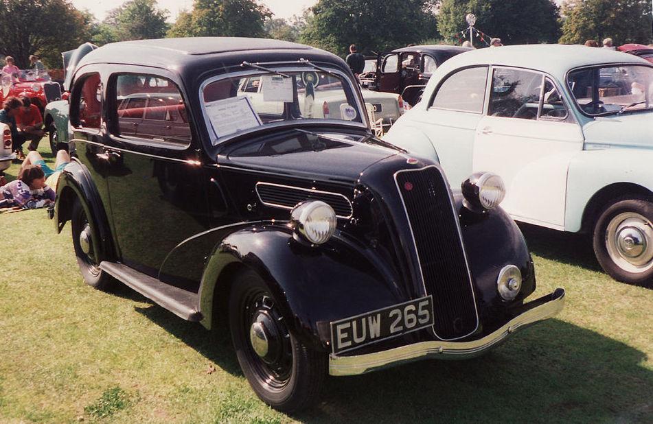 Ford Anglia E04A
