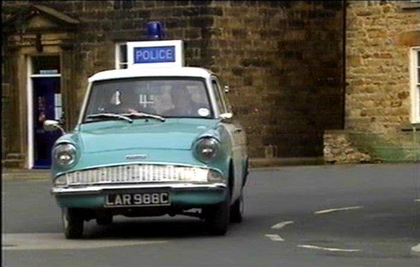 Ford Anglia Heartbeat