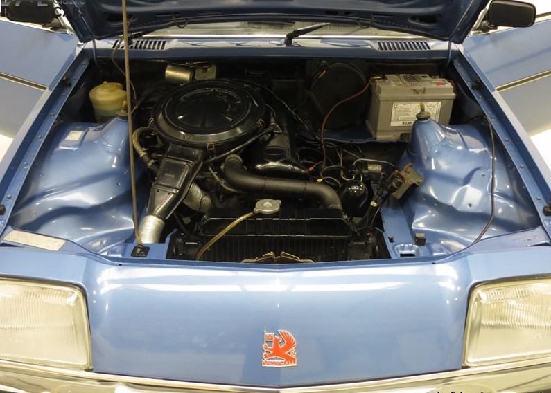 Vauxhall Cavalier mark 1 engine