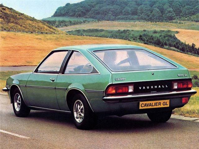 Vauxhall Cavalier Sports hatch
