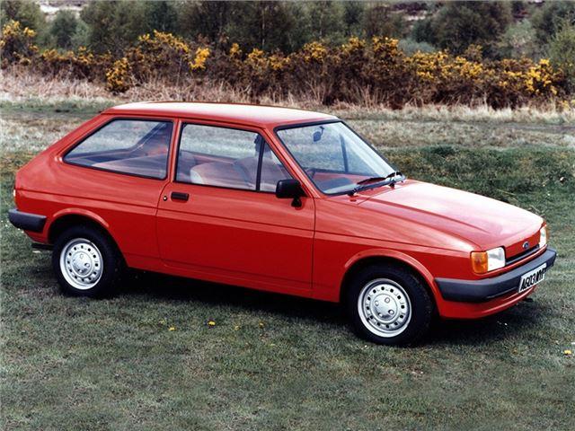 Ford Fiesta mark II