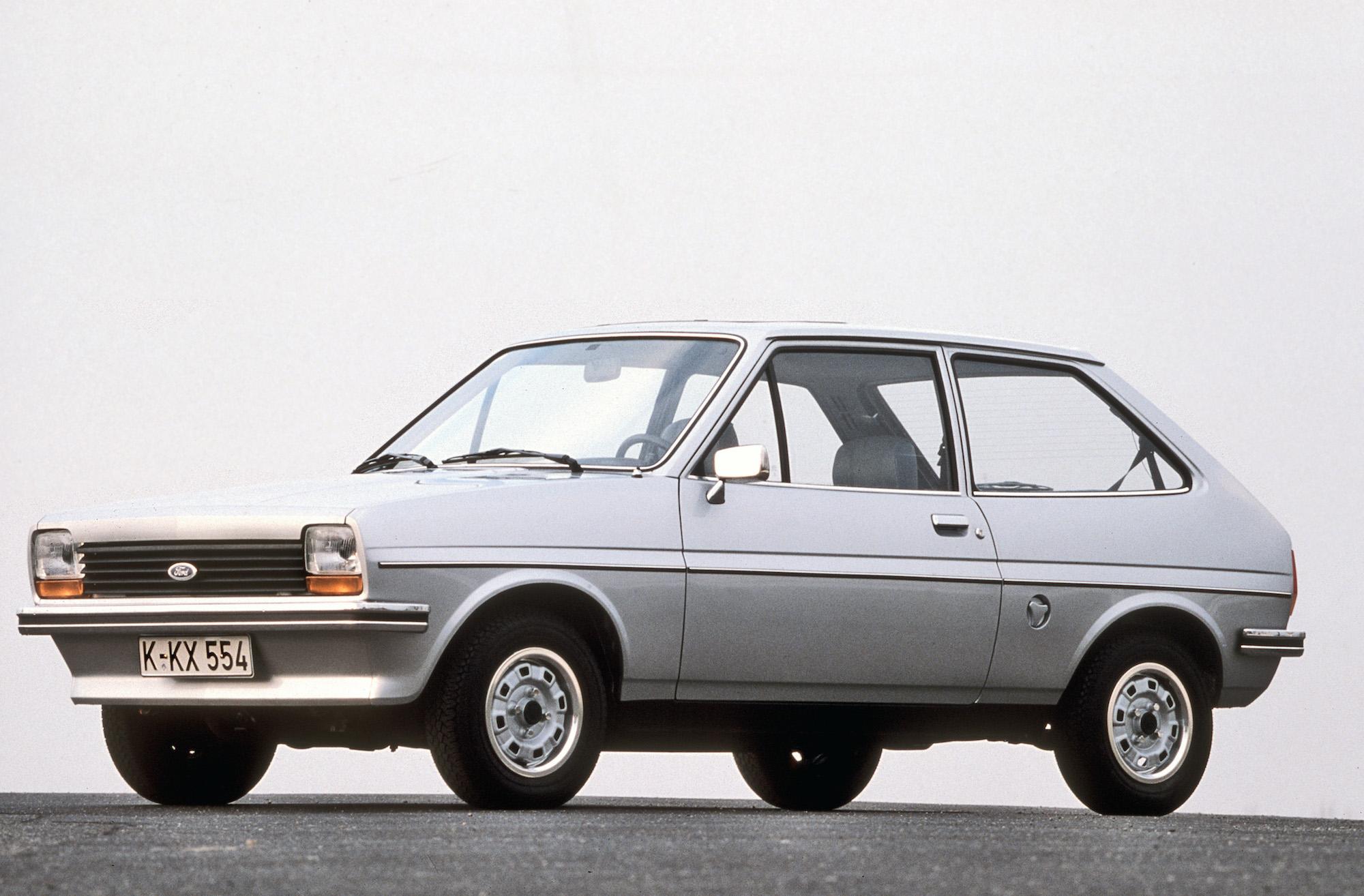 Ford Fiesta 1.3 GL 1976