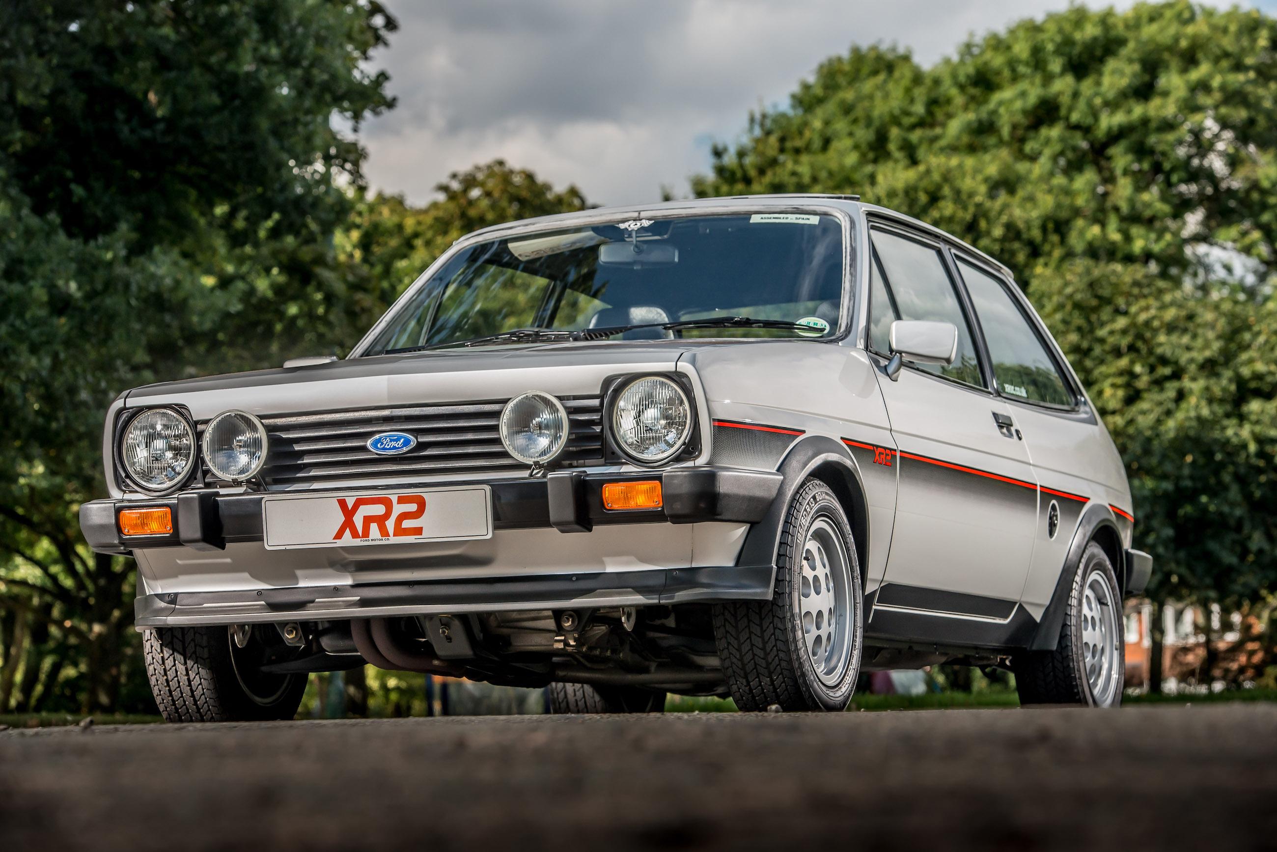 Fiesta XR2 mark 1