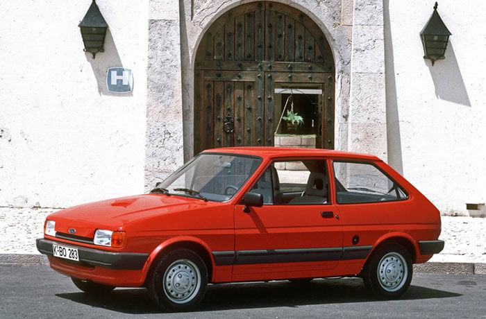 Ford Fiesta Mk 2