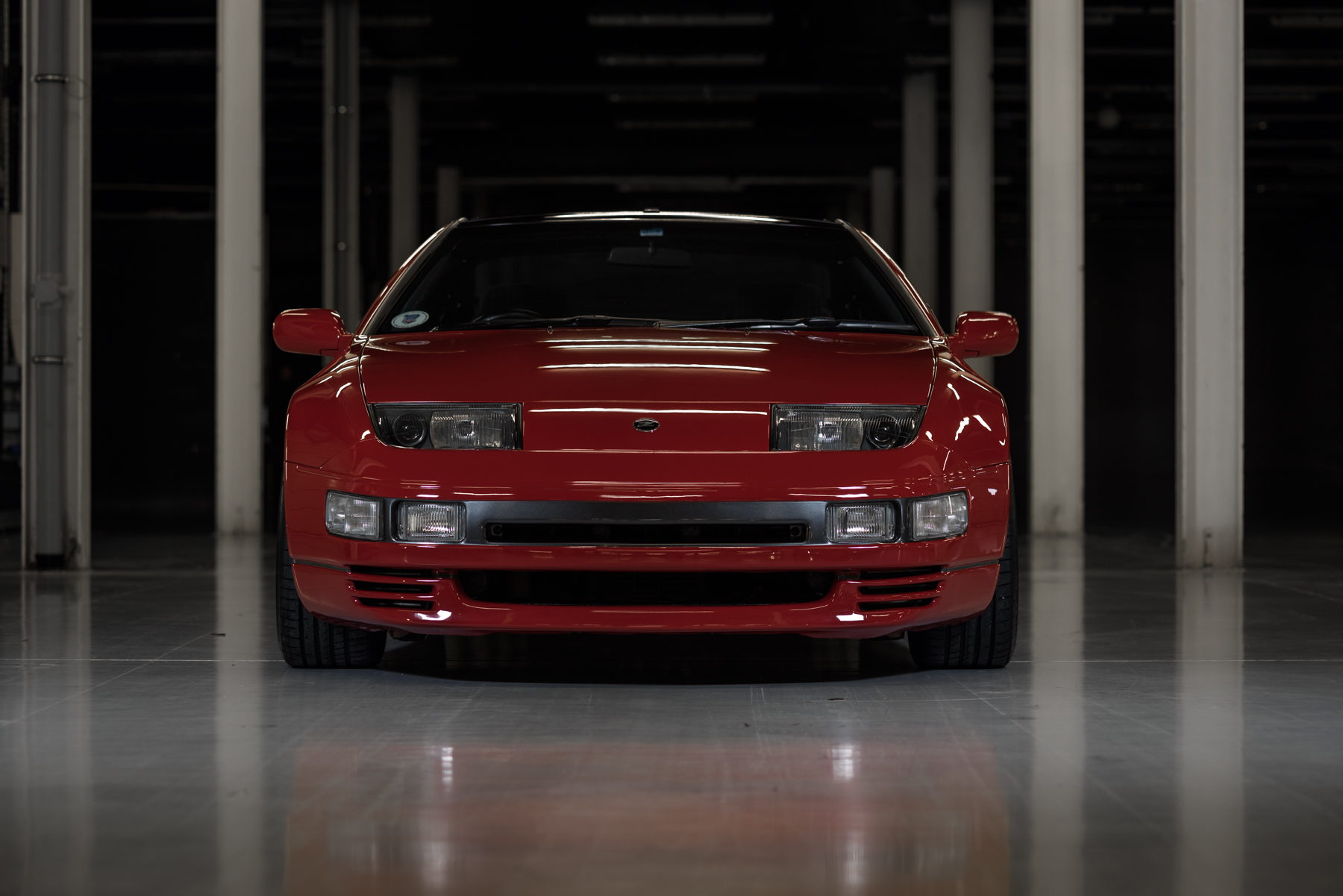 Nissan 300ZX front