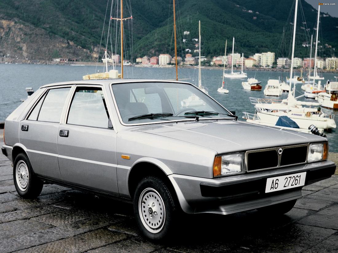 Lancia Delta 1979