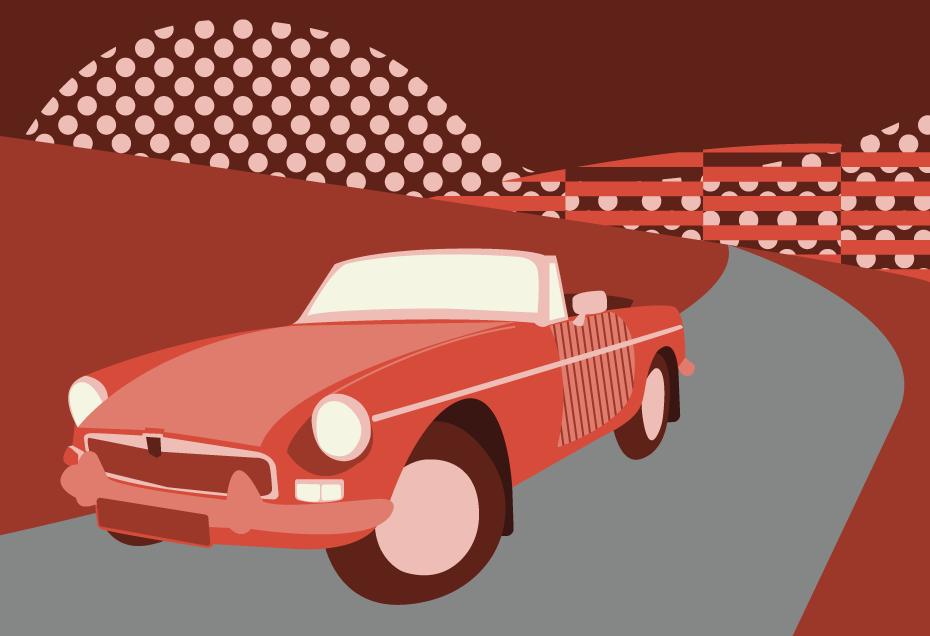 mgb illustration