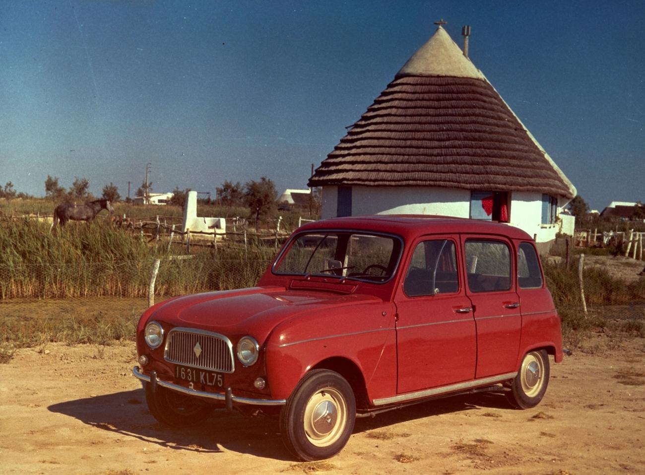 Renault 4 1962