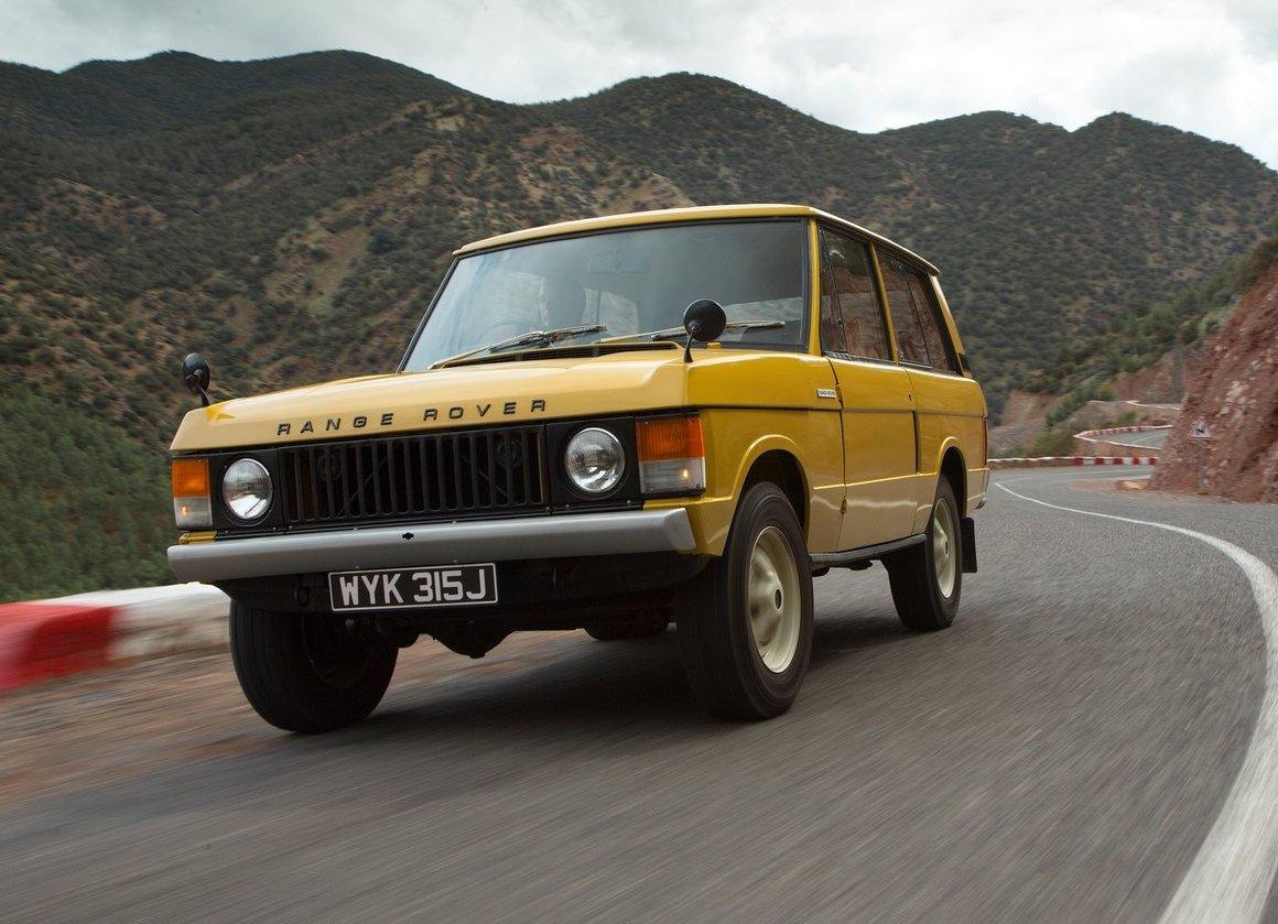 Range Rover mark 1