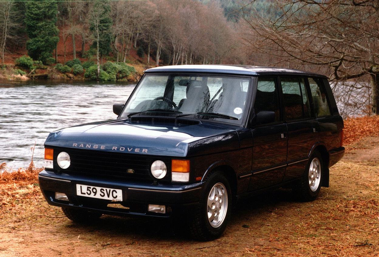 Range Rover 1992
