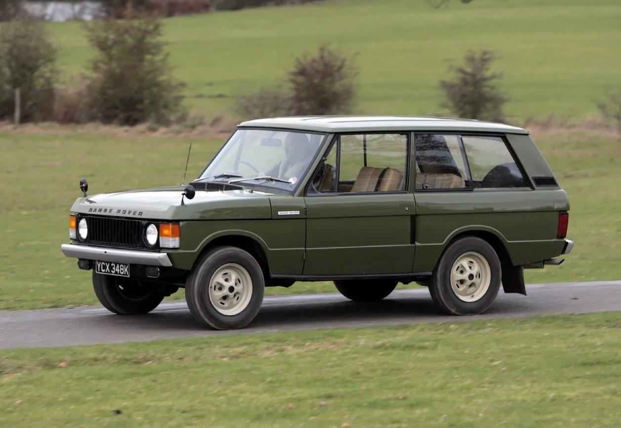 Range Rover mark 1 1970