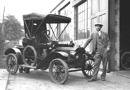 Ford Model S