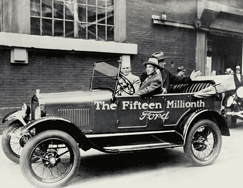 Last Model T
