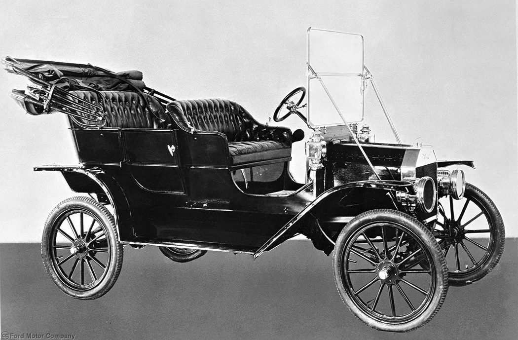 Ford Model T 1908
