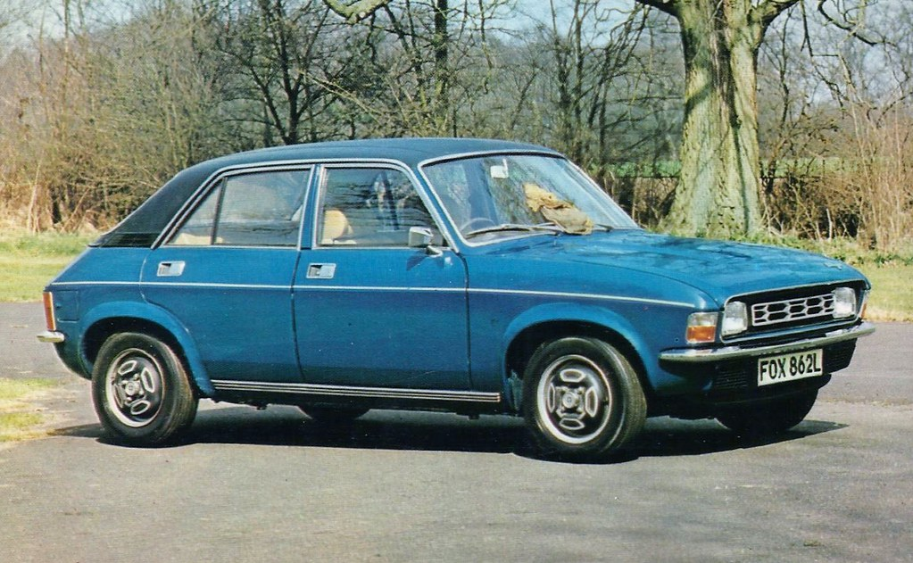 Austin Allegro 1750SS