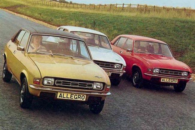 Austin Allegro 1973
