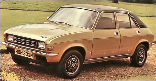 Austin Allegro mark 1