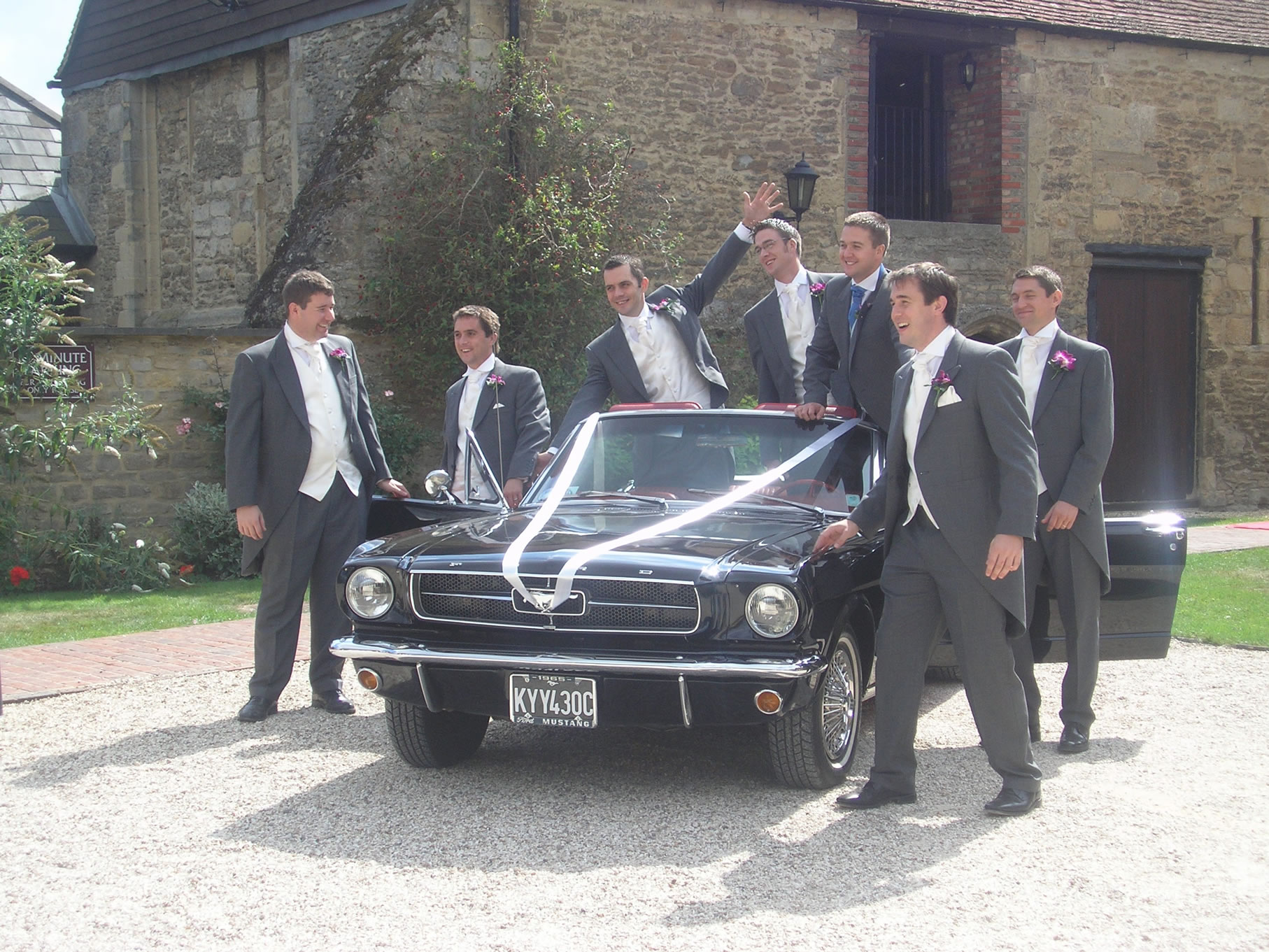 Top 16 Wacky Wedding Cars Adrian Flux Insurance