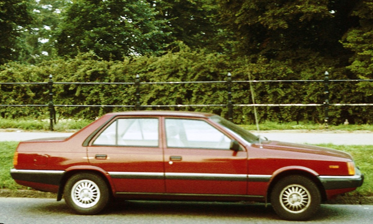 1984 Hyundai Stellar 1600 Gsl Related Infomation Specifications Weili Automotive Network