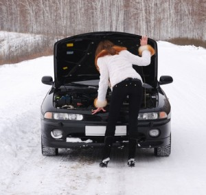 What to carry in your car this winter