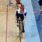 Para-Cycling Track at London 2012 Paralympic Games