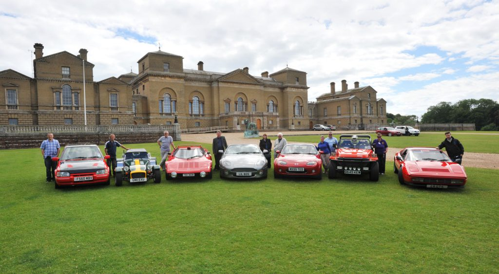 Classics line up