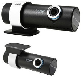 The top of the range BlackVue DR550GW-HD at £379.99