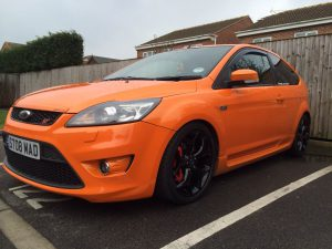 Mark's Ford Focus ST