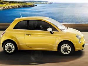 fiat-500-yellow