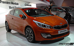 Paris Motor Show: KIA pro_ceed September 2012