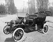 """1910Ford-T"" by Harry Shipler - http://content.lib.utah.edu/cdm4/item_viewer.php?CISOROOT=/USHS_Shipler&CISOPTR=2629&CISOBOX=1&REC=2. Licensed under Public domain via Wikimedia Commons - http://commons.wikimedia.org/wiki/File:1910Ford-T.jpg#mediaviewer/File:1910Ford-T.jpg"