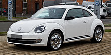 """VW Beetle 1.4 TSI Sport – Frontansicht, 3. März 2013, Düsseldorf"" autorstwa M 93 - Praca własna. Licencja Creative Commons Attribution-Share Alike 3.0-de na podstawie Wikimedia Commons - http://commons.wikimedia.org/wiki/File:VW_Beetle_1.4_TSI_Sport_%E2%80%93_Frontansicht,_3._M%C3%A4rz_2013,_D%C3%BCsseldorf.jpg#mediaviewer/File:VW_Beetle_1.4_TSI_Sport_%E2%80%93_Frontansicht,_3._M%C3%A4rz_2013,_D%C3%BCsseldorf.jpg"