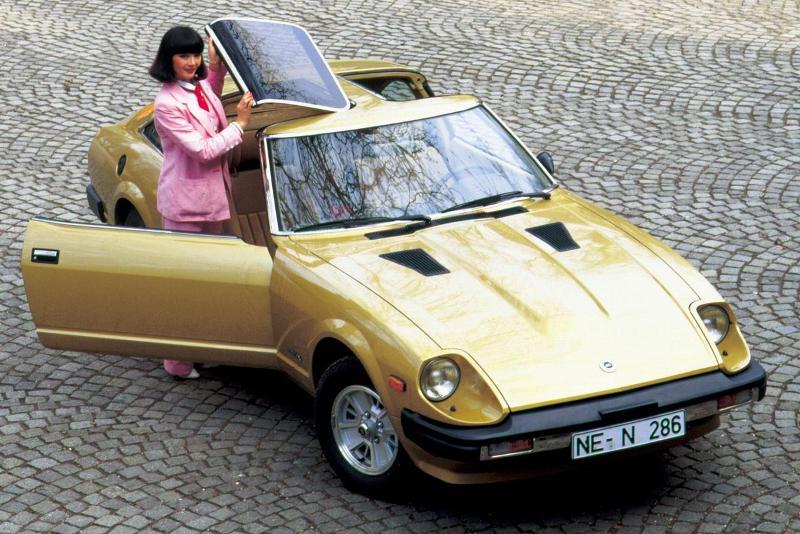 Datsun 280ZX Targa