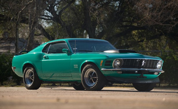 10 Of The Best American Muscle Cars Adrian Flux Insurance