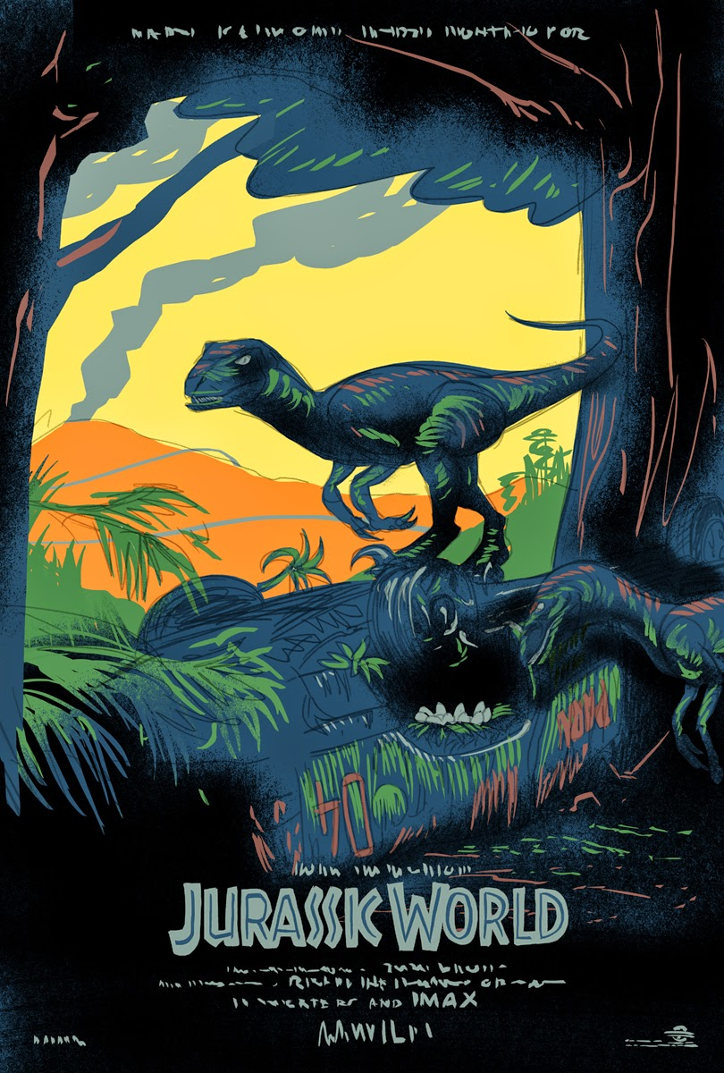 Forget the dinosaurs wrangler and scrambler steal the show - Film de dinosaure jurassic park ...