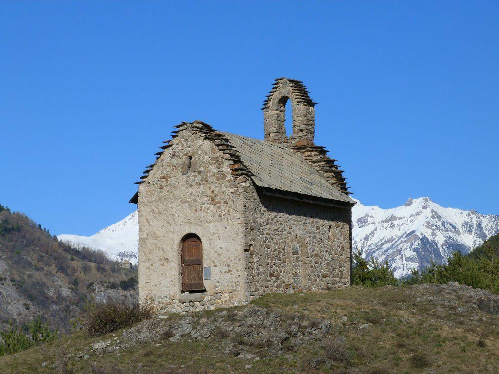 Mountain-top serenity