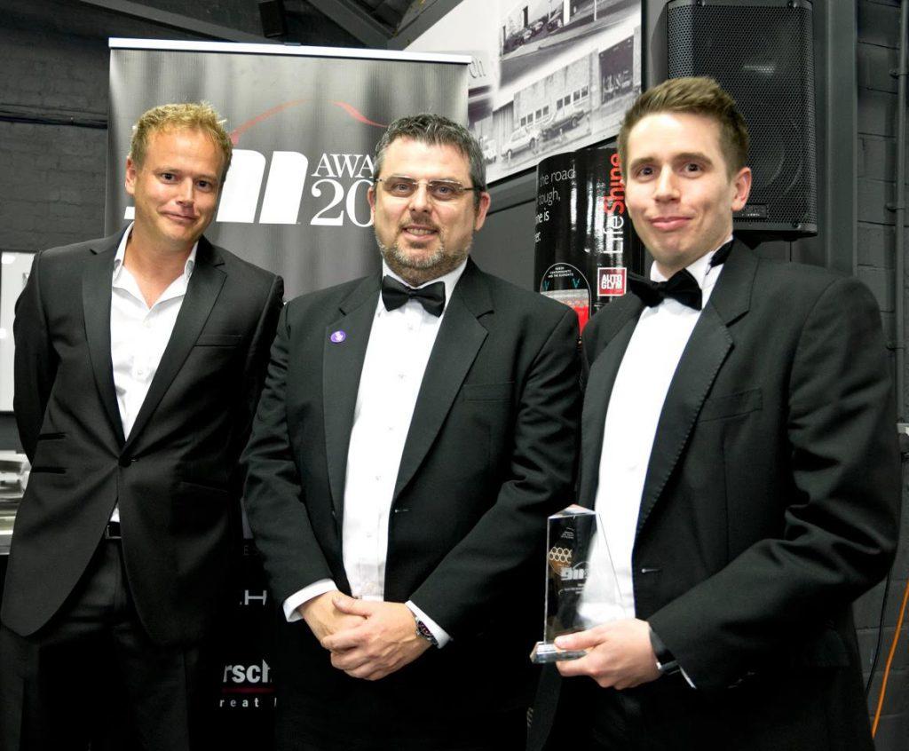 Adrian Flux win Total 911 best insurance provider