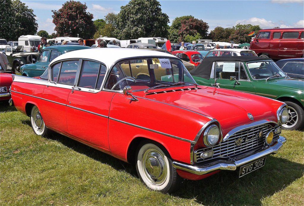 Vauxhall Cresta PA 1961