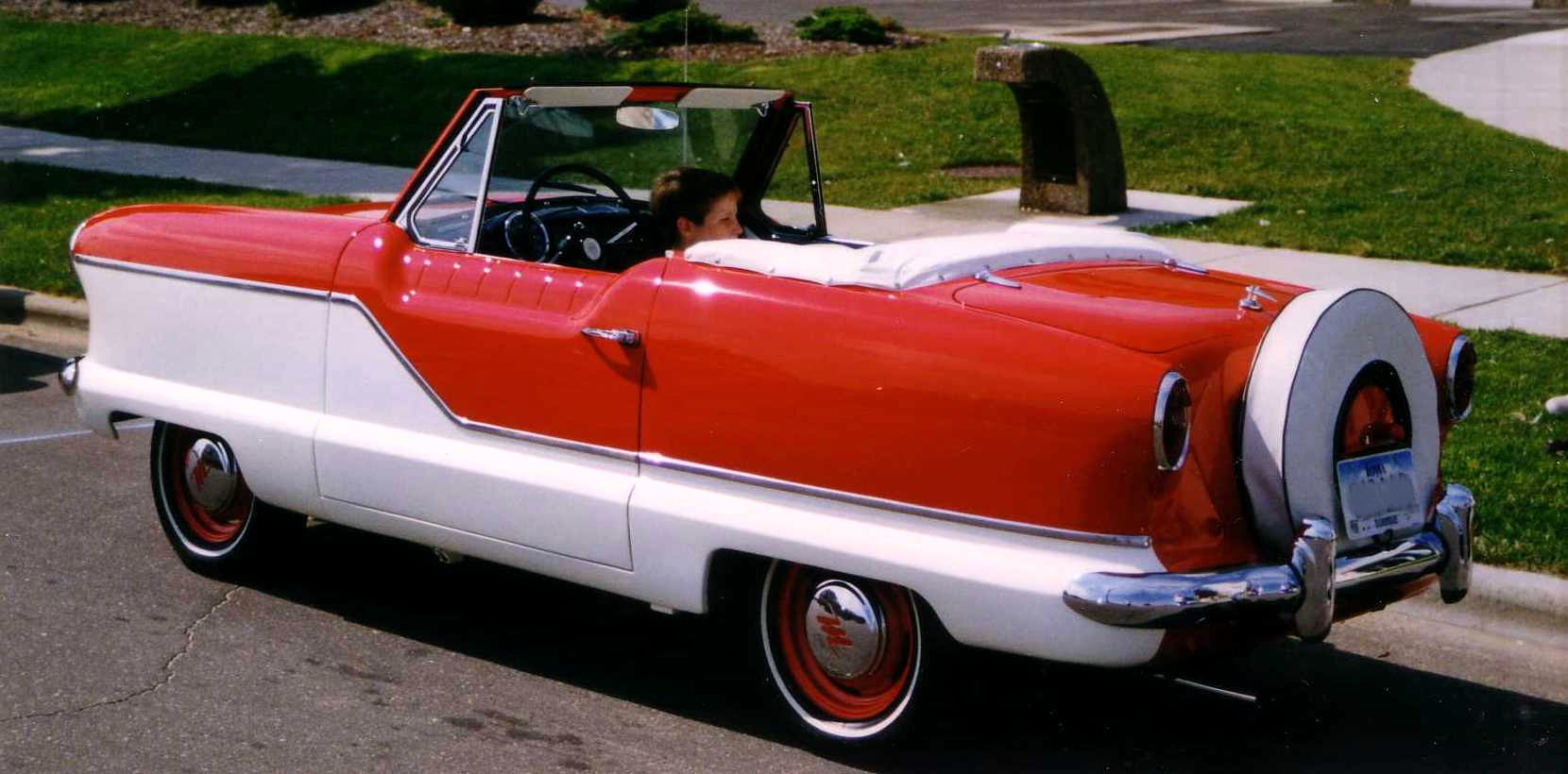 Metropolitan Classic Car For Sale